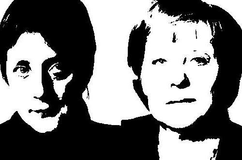 Angela Merkel, la spia che andò e tornò dal freddo – Anteprima copertina