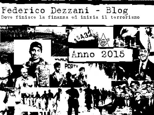 Primo anniversario del blog