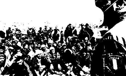 Ondata migratoria record in Italia, mentre in Ungheria è aperta ribellione
