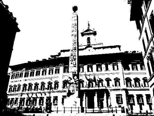 Italia e l'irreversibile crisi del parlamentarismo