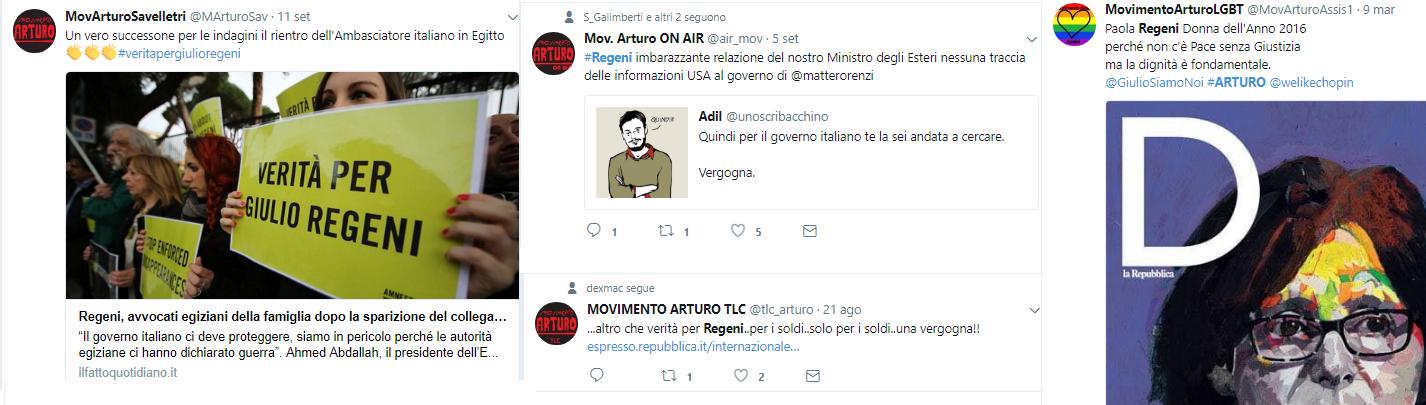 """Movimento Arturo""""  le truppe cammellate di George Soros in rete ... ceff14d128d2"""