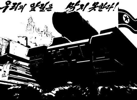 Assalto all'Eurasia: la Corea del Nord è solo l'antipasto
