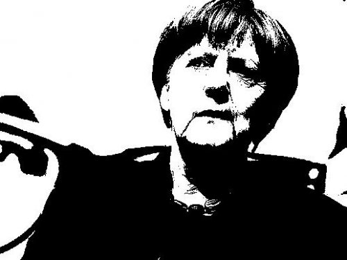 Angela Merkel, una caduta a rallentatore che risolleva il 2017