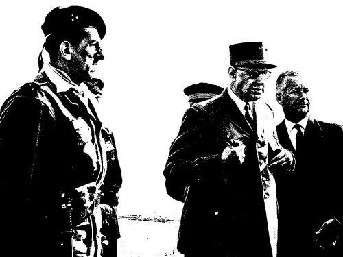 Maggio 1968: rovesciare De Gaulle per sabotare l'asse Parigi-Mosca