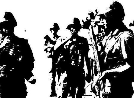 "Operazione ""Fonte di Pace"": l'Heartland si muove"