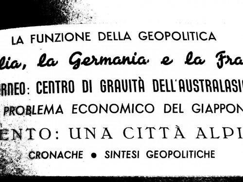 L'Italia, la Germania e la Francia in un memorandum geopolitico di Bismarck (1868)